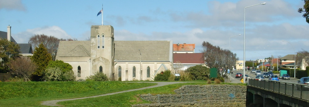 All Saints Anglican ~ Invercargill